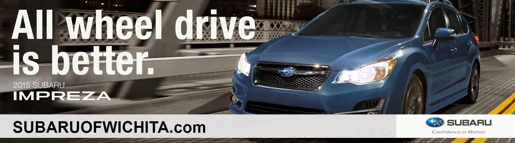 15 All Wheel Drive Is Better Subaru Impreza